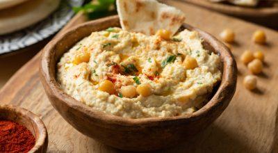 15 receitas de pasta de grão-de-bico que trazem todo o sabor da cozinha árabe