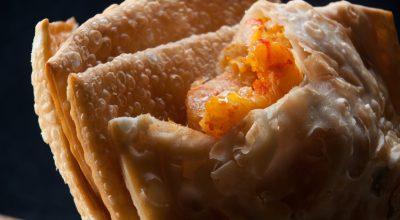 12 receitas de pastel de camarão suculentas e crocantes