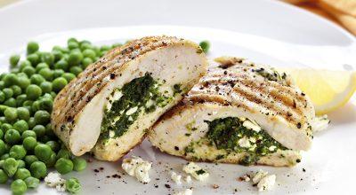 25 receitas de peito de frango recheado para dar mais sabor aos seus dias