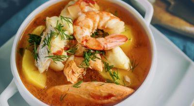 7 receitas de peixe ao molho de camarão para sentir o sabor do mar