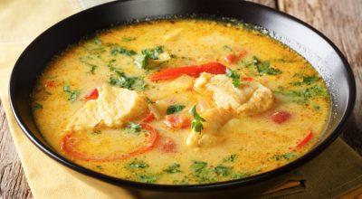 10 receitas de peixe com leite de coco para comer bem no dia a dia