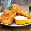30 receitas de peixe frito que vão te deixar de olhos cheios
