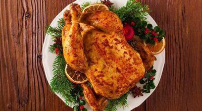 11 receitas deliciosas de peru de Natal para uma ceia suculenta