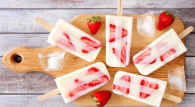 9 receitas de picolé de leite Ninho para refrescar o corpo e adoçar a alma