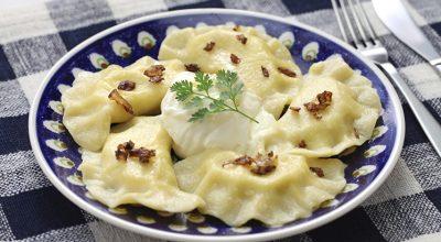 5 receitas de pierogi para saborear um prato típico do leste europeu