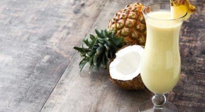 10 receitas de piña colada para se refrescar em um dia quente