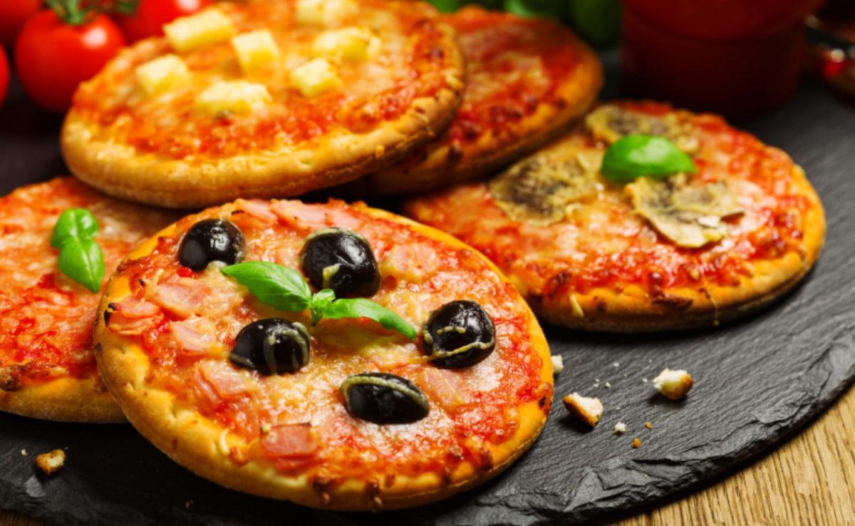 10 receitas de pizza brotinho para fazer ou vender esse delicioso ...