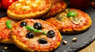 10 receitas de pizza brotinho para um delicioso lanche individual