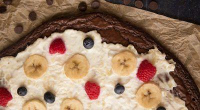 9 receitas de pizza brownie para um doce megadiferente e especial