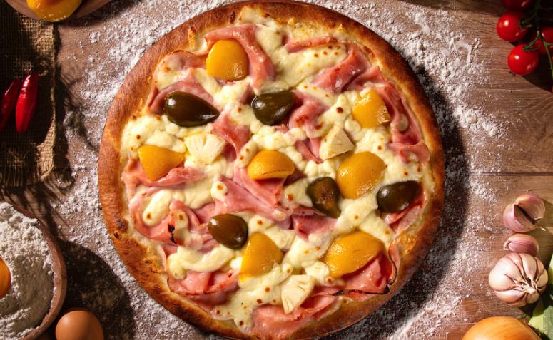 receitas de pizza california 2