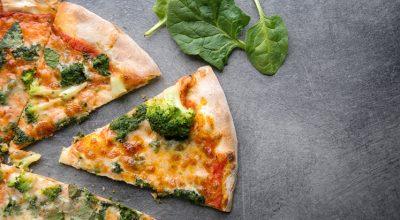 11 receitas de pizza com brócolis para fugir do tradicional