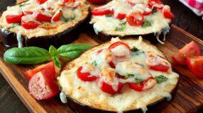 11 receitas de pizza de berinjela deliciosas para comer sem culpa