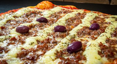7 receitas de pizza de sardinha de liquidificador práticas e saborosas