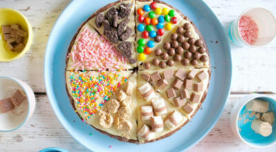 11 receitas de pizza doce para você sair da dieta da melhor maneira