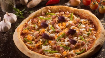 8 receitas de pizza portuguesa que são saborosíssimas e fáceis de fazer