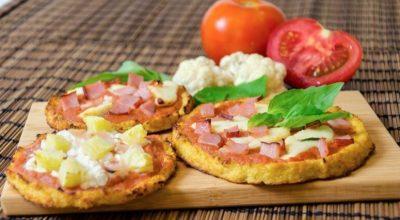 10 receitas de pizza sem glúten para comer bem e de forma saudável