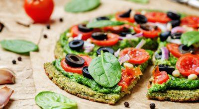 """18 receitas de pizza vegana que vão te fazer dizer """"mamma mia"""""""