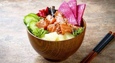 9 receitas de poke perfeitas para uma refeição havaiana