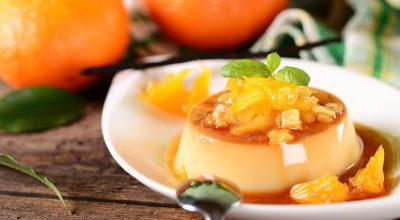 12 receitas de pudim de laranja aromatizados que vão te conquistar