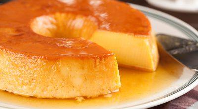 6 receitas de pudim de padaria que são tudo que sua tarde precisa