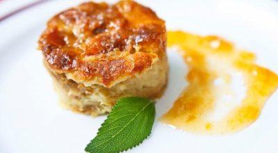 23 receitas de pudim de pão deliciosas que são bem fáceis de fazer