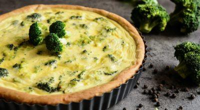10 receitas de quiche de brócolis que são sucesso garantido