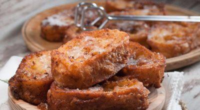 13 receitas de rabanada de forno para se deliciar sem culpa