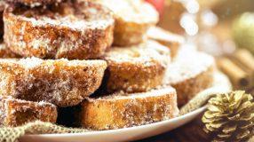8 receitas de rabanada na airfryer que prometem fazer sucesso no Natal