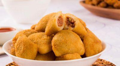 7 receitas de risoles de carne que não podem faltar na sua festa