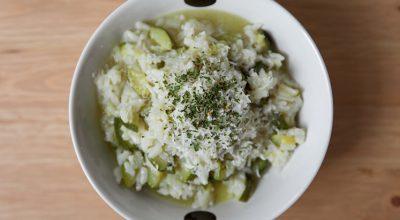 26 receitas de risoto de abobrinha perfeitas para um jantar leve