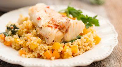 19 receitas de risoto de bacalhau que unem o sabor do mar com a praticidade