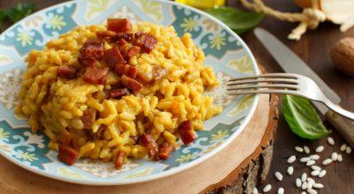 17 receitas de risoto de bacon que são saborosas e cremosíssimas