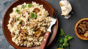 8 receitas de risoto de cogumelo Paris dignas de restaurante sofisticado