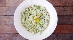 7 receitas de risoto de couve-flor leves e cheias de sabor