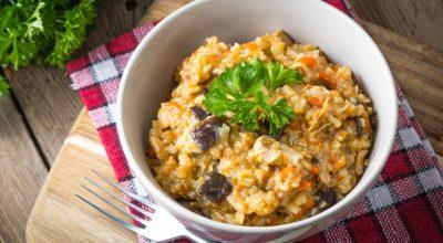 12 receitas de risoto de frango simples que vão te transformar em um chef italiano