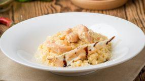 10 receitas de risoto de salmão para uma refeição cheia de sabor