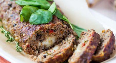 12 receitas de rocambole de carne moída recheado práticas e criativas