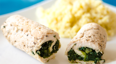 12 receitas de rocambole de frango para preparar um jantar caprichado