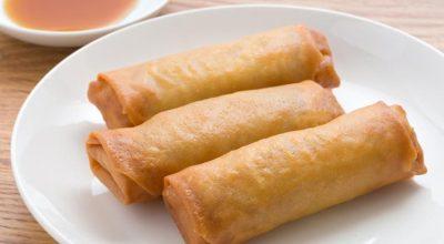 15 receitas de rolinho primavera para arrasar na culinária oriental