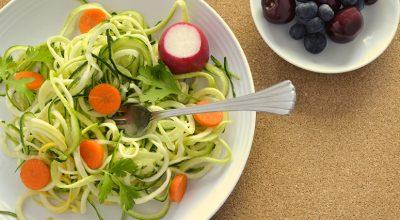 18 receitas de salada de abobrinha para variar nesse preparo apetitoso