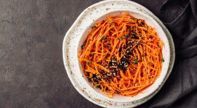 14 receitas de salada de cenoura que vão do básico ao elaborado