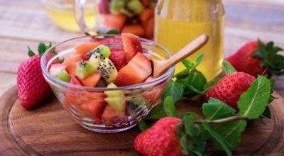 10 receitas de salada de frutas gourmet para comer a qualquer hora do dia