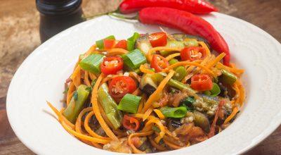 23 receitas de salada de legumes deliciosas e refrescantes