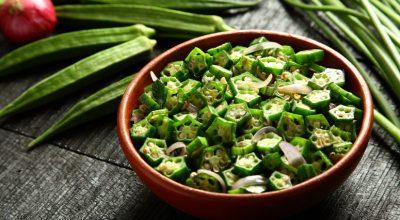 9 receitas de salada de quiabo que vão te fazer amar este fruto