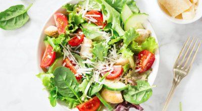 8 receitas de salada italiana para um prato leve e sofisticado