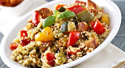 9 receitas de salada marroquina para ir além do cuscuz