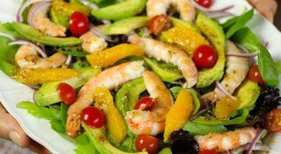 22 receitas de salada tropical com muito sabor e vitaminas para seu almoço