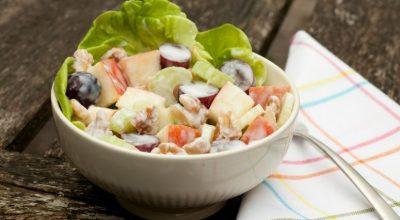 10 receitas de salada waldorf para se sentir um verdadeiro nova iorquino