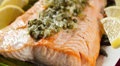 11 receitas de salmão com alcaparras que são puro sucesso