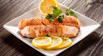 40 receitas de salmão no forno para preparar refeições muitos gostosas